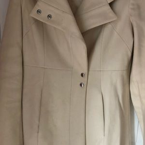 Guess wool coat.